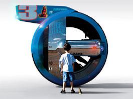 Los Angeles Auto Show Design Challenge 2009: přehlídka letošních studií: titulní fotka