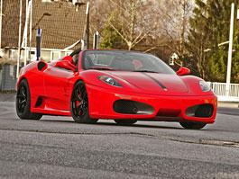 Ferrari F430 Spider: po návštěvě u Wimmer RS: titulní fotka