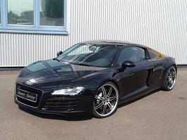 Audi R8: více síly pro osmiválec od Senner Tuning: titulní fotka