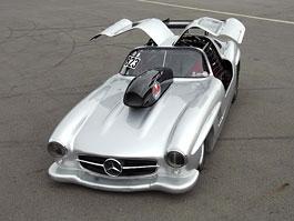 Mercedes-Benz 300 SL Gullwing Dragstar: čtvrt míle za 8,20 s: titulní fotka