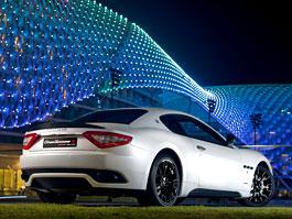 Maserati GranTurismo S MC Sport Line: Tucet kousků pro Střední Východ: titulní fotka