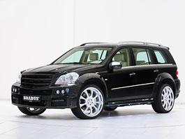 Mercedes-Benz GL: Brabus upravuje faceliftované SUV: titulní fotka