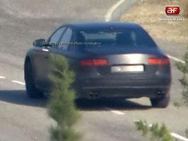 Spy Photos: Audi S8: titulní fotka