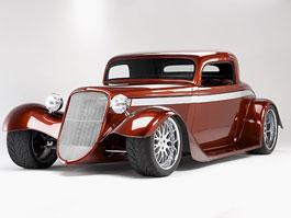 Factory Five '33 Hot Rod – postavte si svůj Ford ve stylu let třicátých: titulní fotka