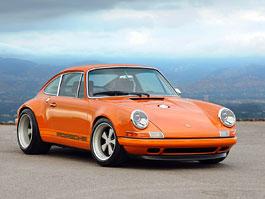 Singer 911: zpět ke kořenům Porsche 911: titulní fotka