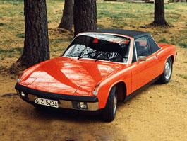 Pod lupou: VW Porsche 914 – Sporťák pro masy slaví 40 let: titulní fotka