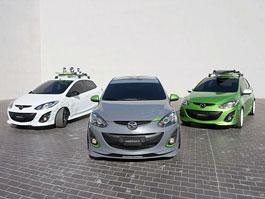 Mazda2: trojice konceptů pro Los Angeles Auto Show: titulní fotka