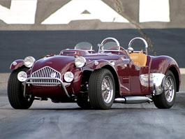 Allard J2X Mk II: britská klasika z Kanady: titulní fotka