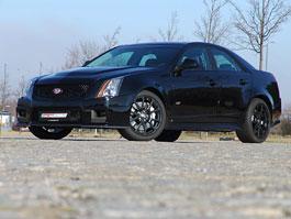 Cadillac CTS-V by GeigerCars: zabijácký poměr cena/výkon!: titulní fotka