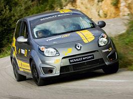 Renault Twingo R1 a R2: novinky pro ostré soutěžní nasazení: titulní fotka