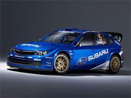 Subaru: návrat k rallye, vstup do IRC: titulní fotka