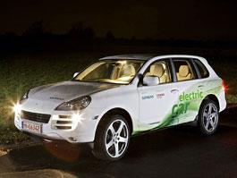 eRUF Stormster: Porsche Cayenne elektřinou hnané: titulní fotka