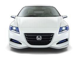 Honda CR-Z: odhalené podrobnosti o japonské verzi: titulní fotka