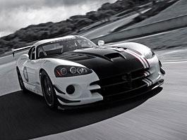 Dodge Viper ACR-X: specialita pouze pro závodní okruhy: titulní fotka
