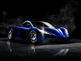 Kepler Motors MOTION: hybridní supersport z Kalifornie: titulní fotka