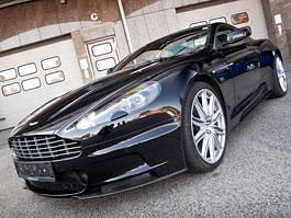 Za volantem: Aston Martin DBS: titulní fotka