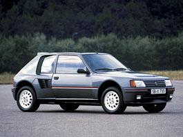 Pod lupou: Peugeot 205 GTI a Turbo 16 – Ostrý  a ostřejší: titulní fotka