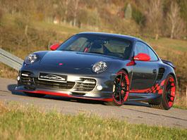 SpeedART BTR-II 580: více síly pro nové Porsche 911 Turbo: titulní fotka