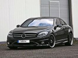 Mercedes-Benz CL 65 AMG: 745 koní pro kupé od Väth: titulní fotka