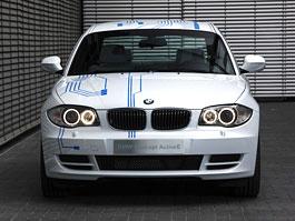 BMW Concept Active E: na plný baterky: titulní fotka