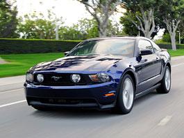 Ford Mustang GT: v modelovém roce 2011 nastoupí 5.0 V8: titulní fotka