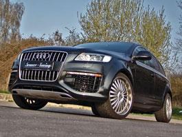 Audi Q7 4.2 FSI: styl V12 TDI od Senner Tuning: titulní fotka