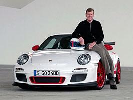 Porsche 911 GT3 RS: Röhrl se chystá na 24h Nürburgringu!: titulní fotka