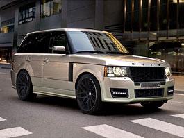 Range Rover Vogue: body kit značky ONYX: titulní fotka