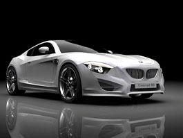BMW M6 Concept: že by M6 vypadala třeba takhle: titulní fotka