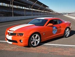 Chevrolet Camaro SS: Pace Car pro Indianapolis 500: titulní fotka