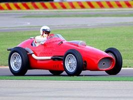 Ferrari Corsa Indianapolis: oživení klasického závodního stroje: titulní fotka