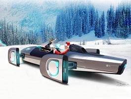 Santa shání nové sáňky: Jaguar a Land Rover už na tom pracují!: titulní fotka