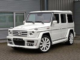 A.R.T. G Streetline: Mercedes-Benz G pro šejky: titulní fotka