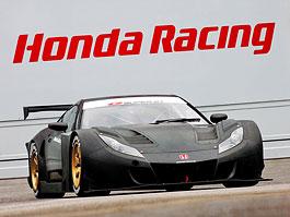 Honda HSV-010 GT: nástupce NSX, bohužel pouze pro Super GT: titulní fotka