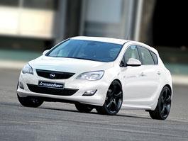 Opel Astra: kosmetický tuning se značkou Irmscher: titulní fotka