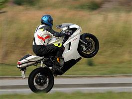 Top 10 roku 2009: Motorky: titulní fotka