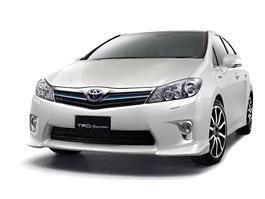 Toyota Sai Hybrid: sportovní styl od divize TRD: titulní fotka