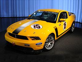 Ford Mustang BOSS 302R: Šéf je zpět!: titulní fotka