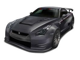 Nissan GT-R by Original Runduce: celý z karbonu: titulní fotka
