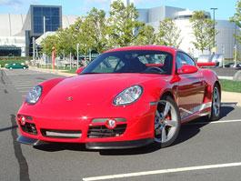 Porsche Cayman S Turbo: přeplňovaní od TPCRacing: titulní fotka