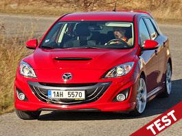 Test:  Mazda 3 MPS - Milujte Privátní Sport: titulní fotka