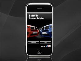 Freeware program do iPhone od BMW: měřte si zrychlení, maximální rychlost, čas na kilometr...: titulní fotka