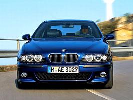 Pod lupou: BMW M5 - Bavorský dálniční expres: titulní fotka