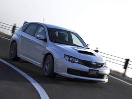 Subaru Impreza WRX STI R205: specialita pouze pro Japonsko: titulní fotka
