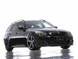 BMW řada 5 (E61) Touring: Sports line od Wald International: titulní fotka