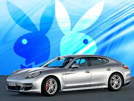 Top 10 nejlepších aut pro rok 2010 podle Playboye: titulní fotka