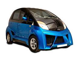 Tata Nano by DC Design: indický prcek za 4 mega: titulní fotka