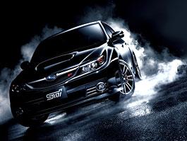 Subaru Impreza WRX STI A-Line Type S: hra na efekt: titulní fotka
