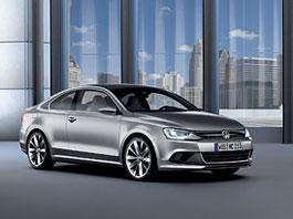 Volkswagen New Compact Coupe: Oficiální informace i fotografie: titulní fotka