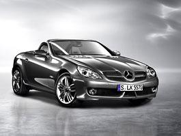 Mercedes-Benz SL Night Edition a SLK Grand Edition: stylové hvězdy: titulní fotka